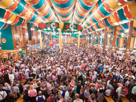 Oktoberfest @home – Kaffee, Tee, und Kuchen