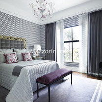 Gorgeous-solid-drapes-used-along-with-sh