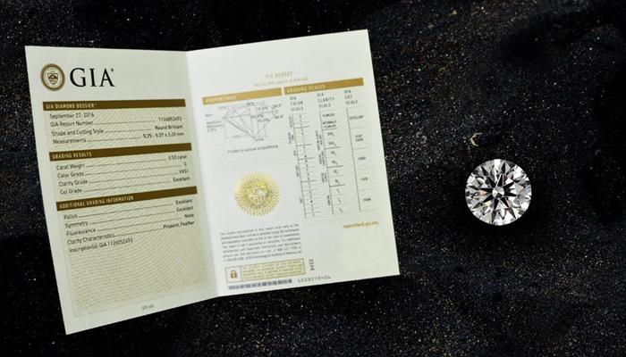 Serba-Serbi Sertifikasi Berlian yang Sebaiknya Anda Ketahui
