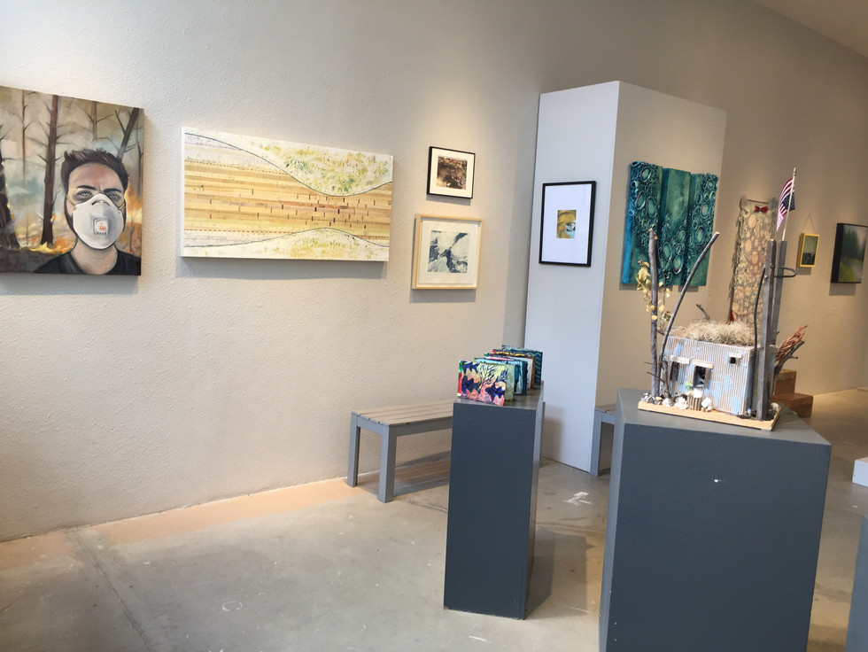 The Ground Upon Which We Stand –A NCWCA Regional Juried Exhbition