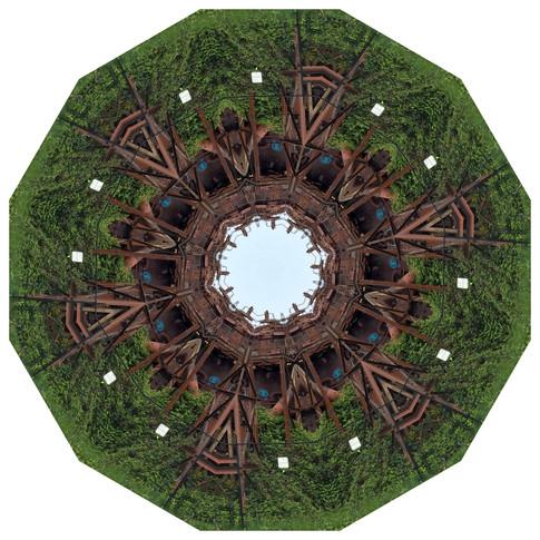 Daily Practice - Reclamation Seattle v5, Mandala 042519