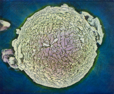 Micrometeorite 1, Micrometeorite serie