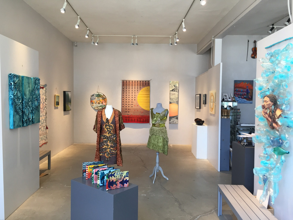 The Ground Upon Which We Stand – A NCWCA Regional Juried Exhibition