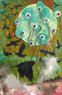 Unfolding-Murder of Crows