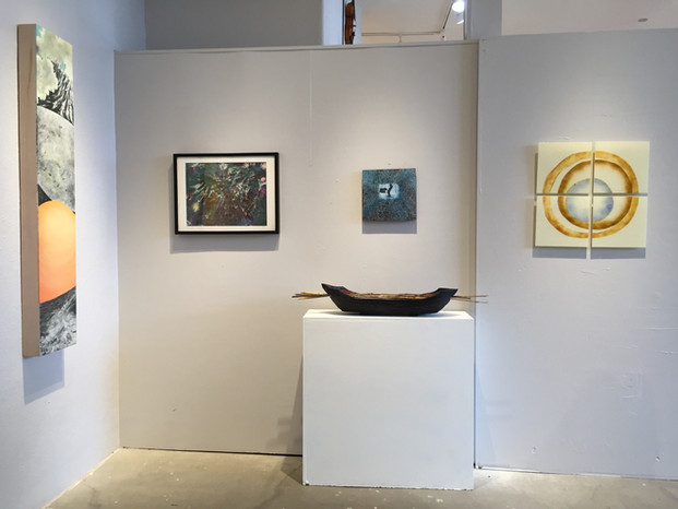 The Ground Upon Which We Stand – A NCWCA Regional Juried Exhbition