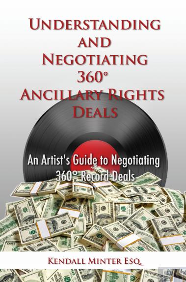 Negotiating 360 Ancilliary Rights Deals
