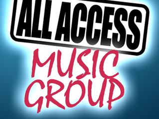 Kendall Minter on ALL ACCESS MUSIC GROUP - Not to be Missed