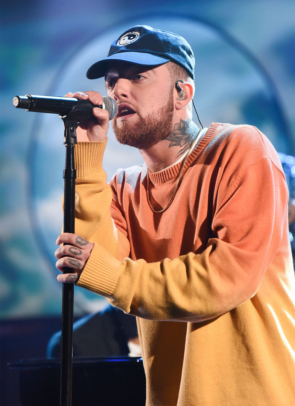 Mac Miller.  Photo Credit: People Magazine