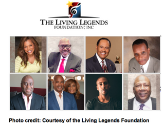 The Living Legends Foundation,® Inc. Celebrates 26th Anniversary and 21st Annual Awards Gala in Los