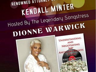 Doublexxposure hosts A Star Studded Book Signing Gala for Renowned Attorney of Law & Author Kend