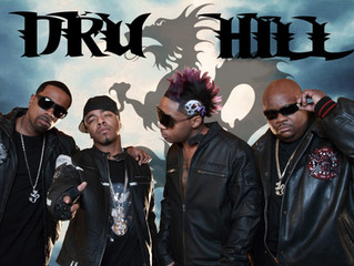 Dru-Hill is Officially InDRUpendent