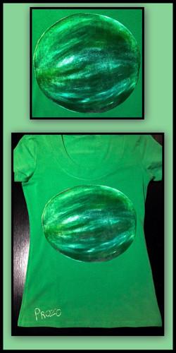 Space Watermelon, 2018