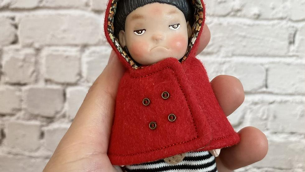 Handmade Doll - Alma