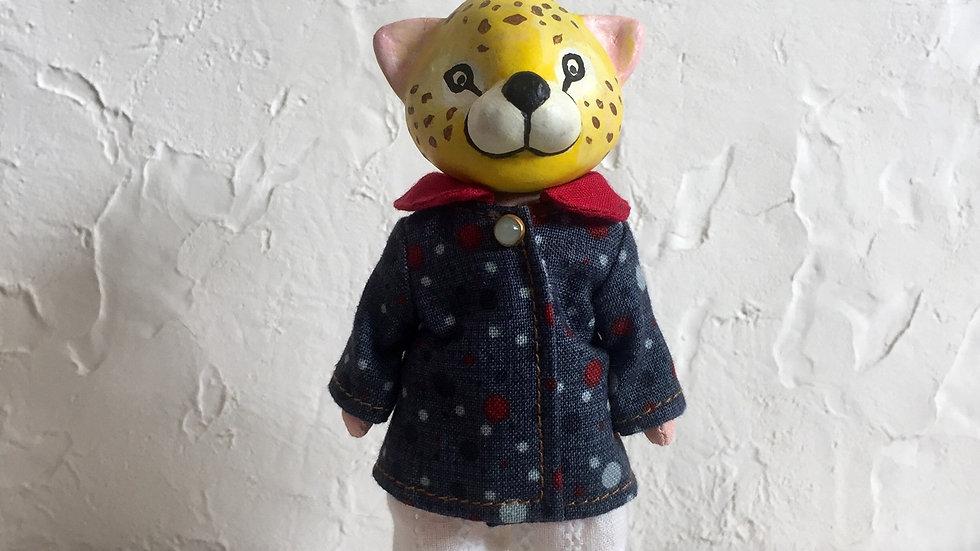 Mr Leopard