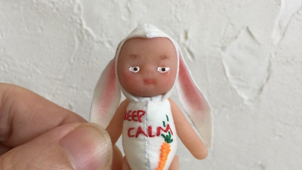 Tiny Bunny doll