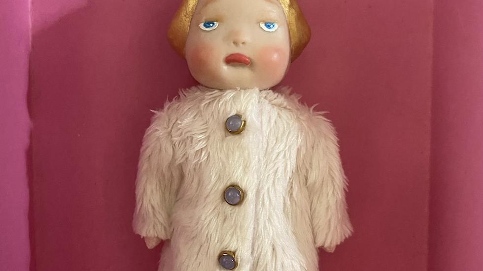 Handmade little doll