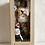Thumbnail: Handmade doll wearing money glasses