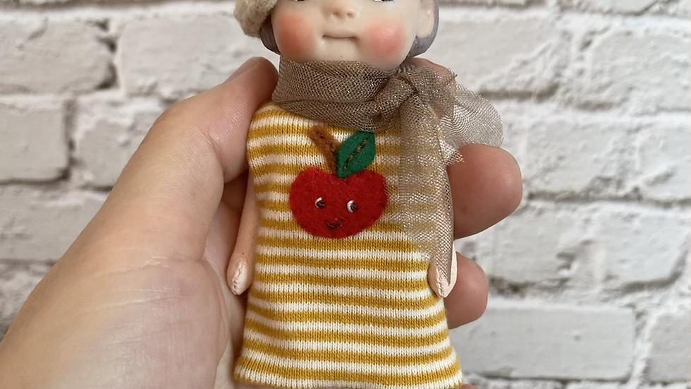 Handmade doll -  Alva