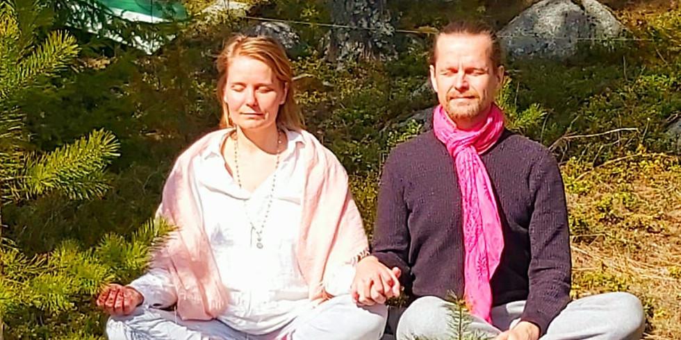 Online meditaatio retriitti