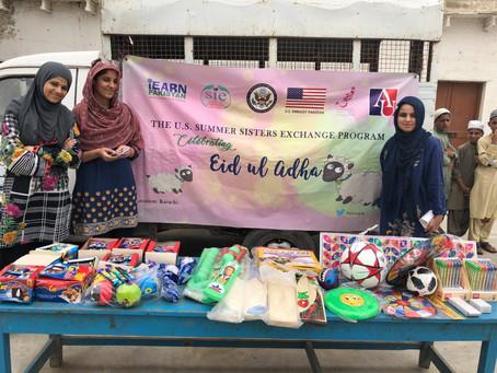 Summer Sisters Alumni Project - Eid ul Azha Celebration