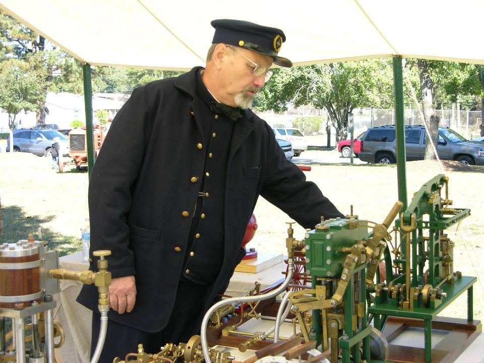 Steamy Gene - Steam Engine Demo