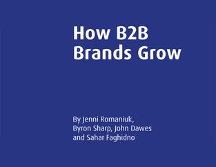 How B2B Brands Grow