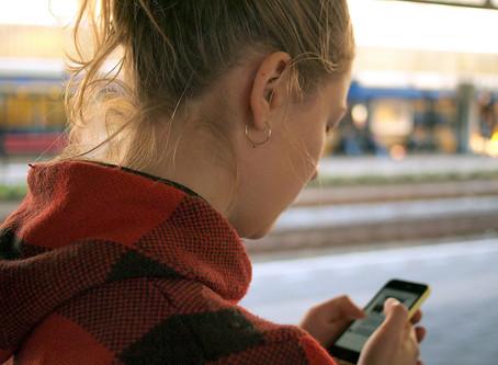 Barn och unga konsumerar mer nyhetsmedia denna vår