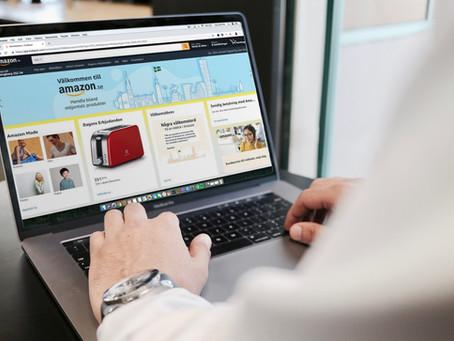 Svagare varumärken riskerar att slås ut när Amazon kommer till Sverige