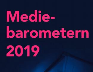 Medie-barometern 2019