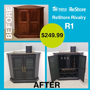 2021.04.01 ReStore Rivalry priced items.