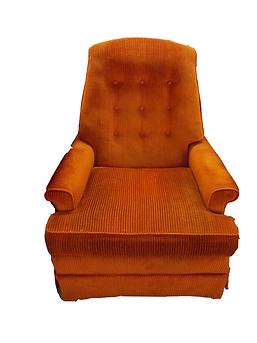 burnt orange armchair $49.99.png