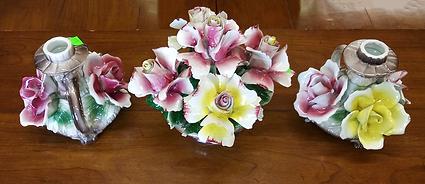 Italian ceramic antique flowers $8.99 each.png