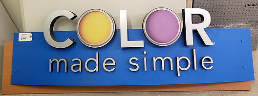 Color Made Simple sign $99.99.png
