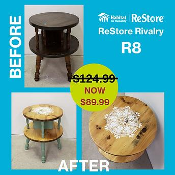 2021.04.01 ReStore Rivalry priced items