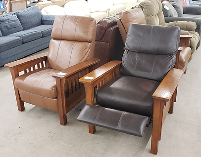 Leather recliners $249.99 each.png
