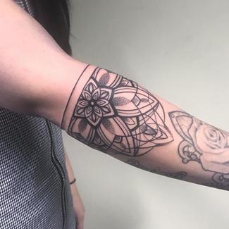 Dexter Kay Tattoo