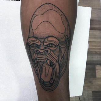 Dexter Kay Tattoo