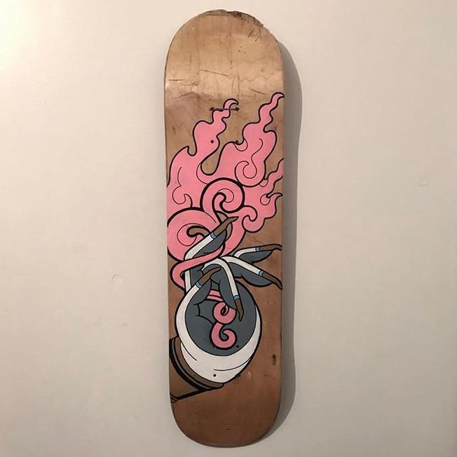 Dexter Kay Skateboard