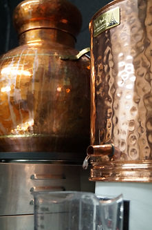 gin making