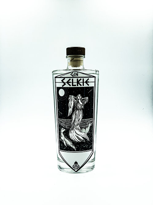Selkie gin anniversary limited edition