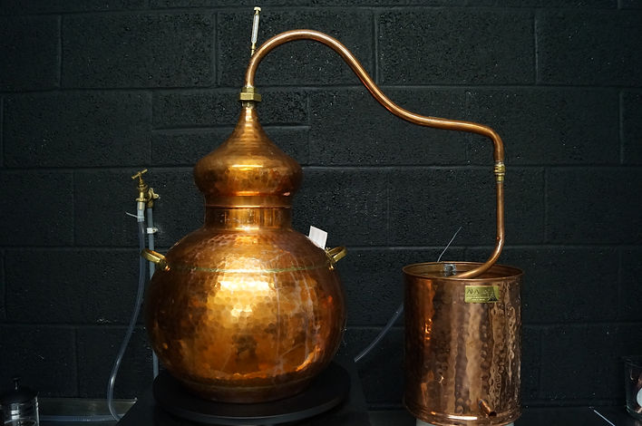 alembic copperpot still