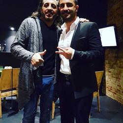Massimo Ferrari e Rosario Miraggio
