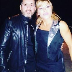 Con la dinamica Floriana Secondini