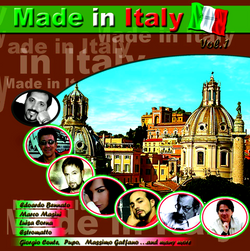 MADE IN ITALY COMPILATION VOL.1