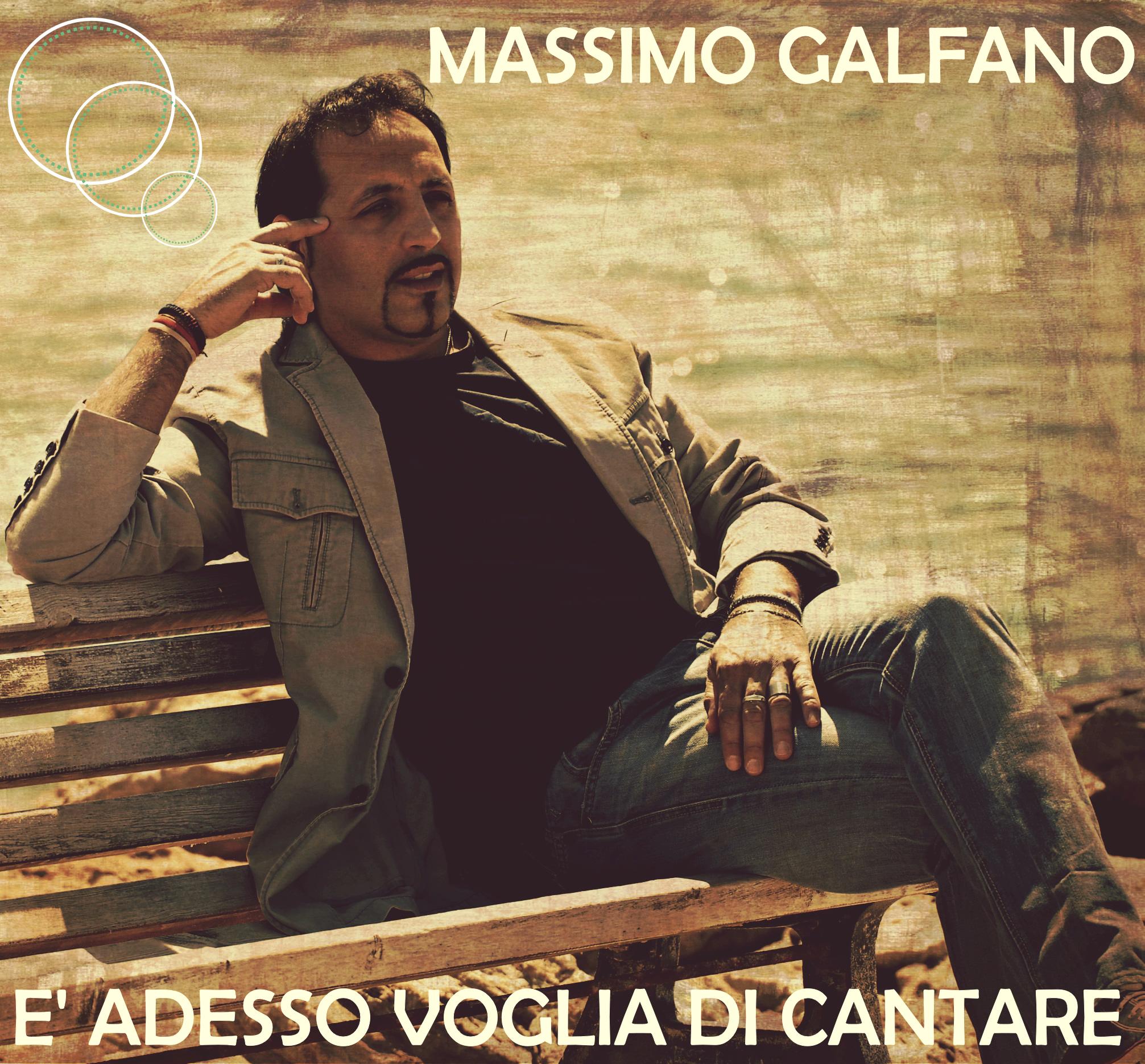 COPERTINA E' ADESSO VOGLIA DI CANTARE
