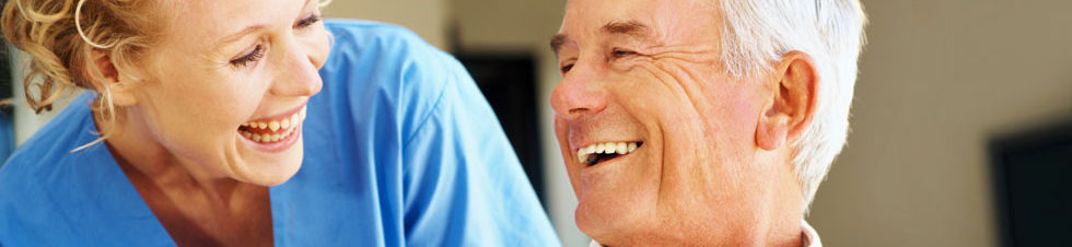 Caregiver and Client - Personal Care