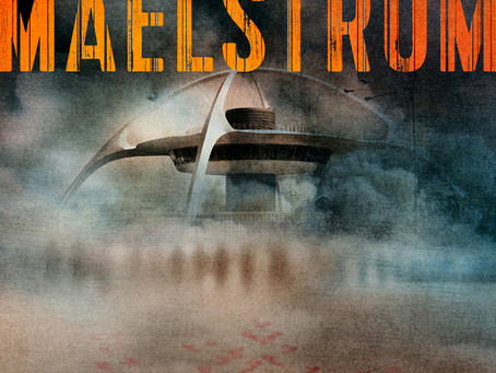 Enter the Goodreads Giveaway for Zombie Maelstrom now