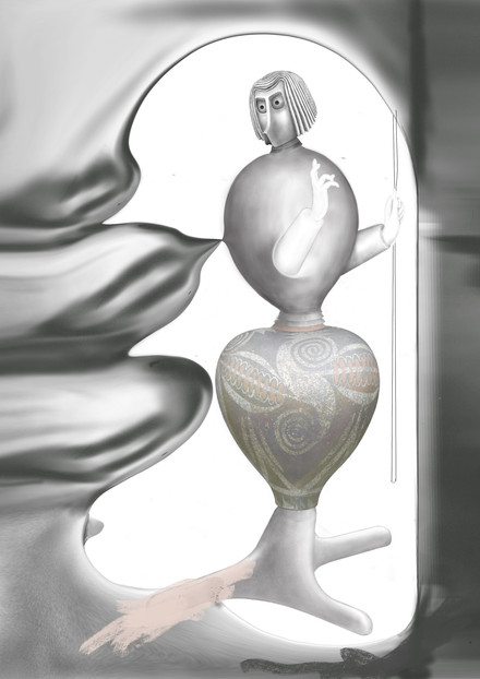 Vase robot