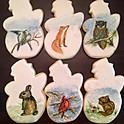 Custom Hand Painted Cookies