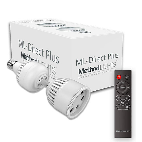 Method Light-Direct-Plus LED Smart Bulb & Remote